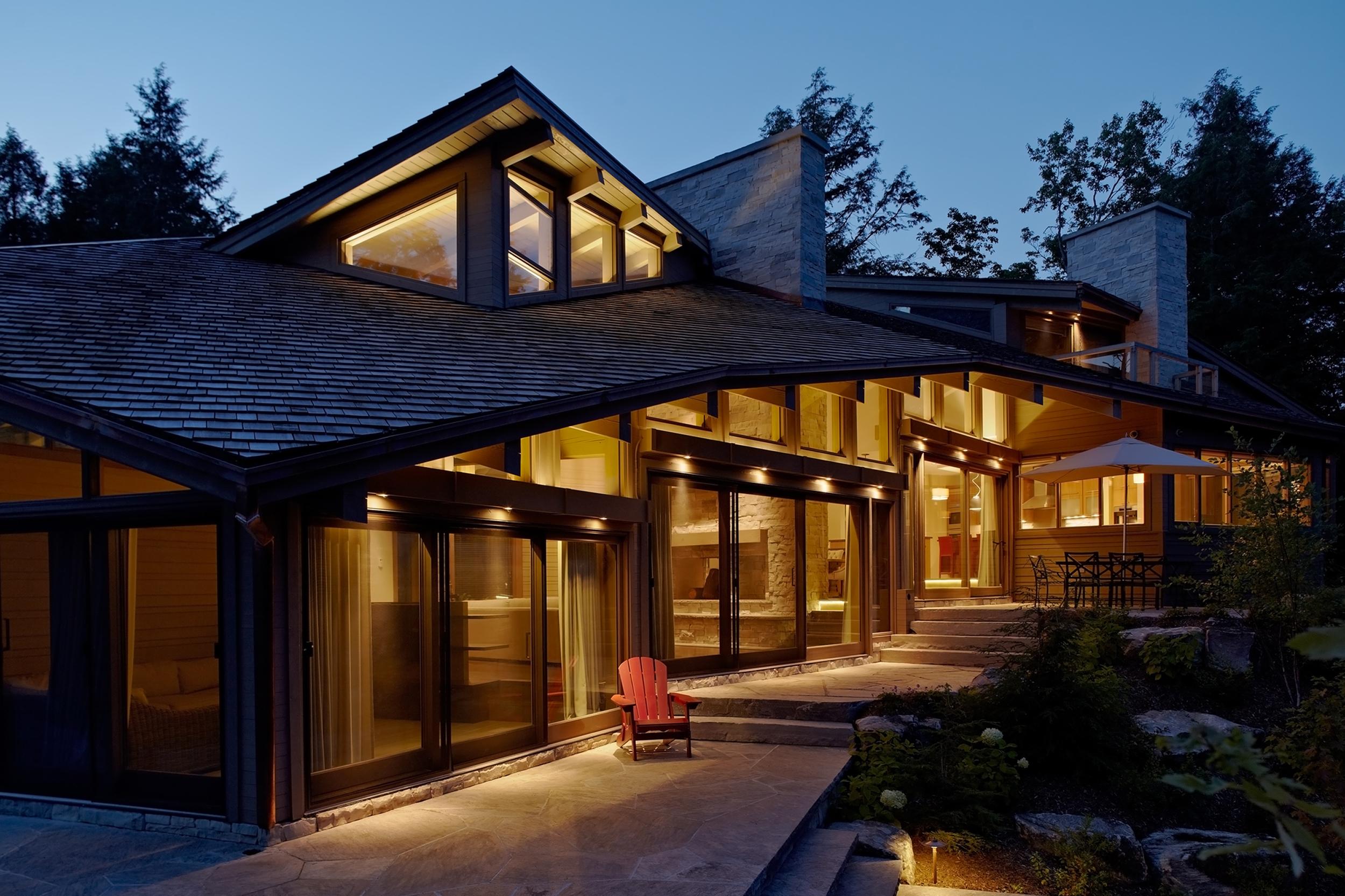 Kennisis Lake Trevor Mcivor Architect Inc