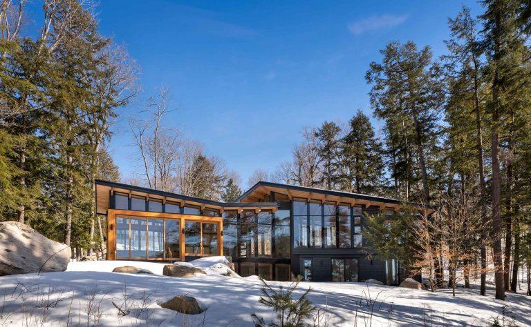 Modern Cottage Architect Toronto Muskoka Trevor McIvor