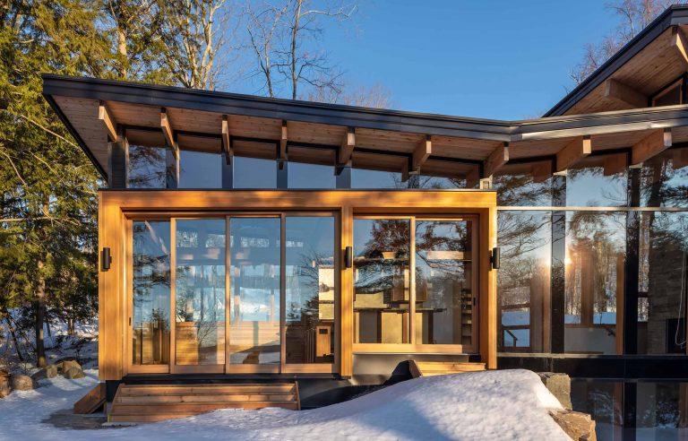 Modern Cottage Muskoka Architect Toronto Trevor McIvor