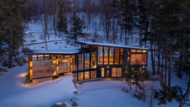 Muskoka Architect Cottage Construction Design Award