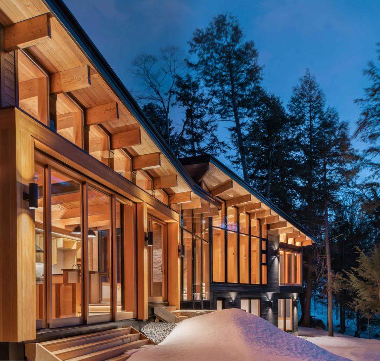 Toronto Cottage Architect Design Build Trevor McIvor