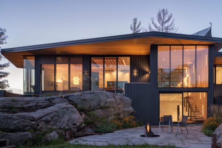 modern cottage architect