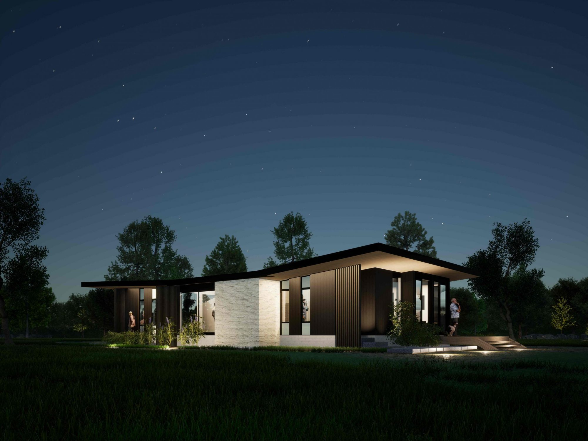 Copy-of-Roof-1---Road-Elevation-2-Night-2